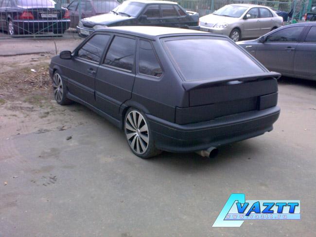 Авто тюнинг Ваз 2111, 2114, Лада- Приора- Самара. 3Т- Тольятти